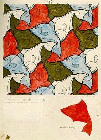 Escher 1938 droits réservés