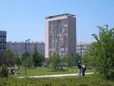 Campus Bâtiment B